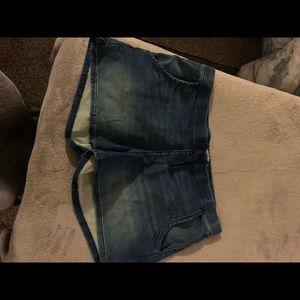 Levi Strauss lounge shorts size 16